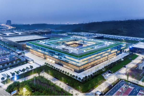 2020年两江新区高新技术企业达506家