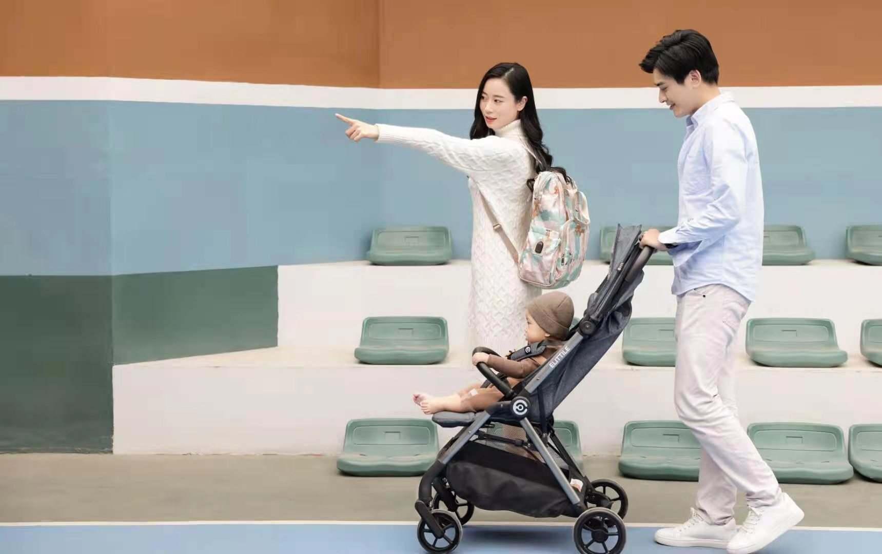 以婴儿推车为切入点,「elittle逸乐途」要做聚焦亲子出行场景的母婴品牌