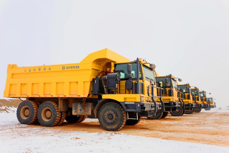 36氪首发 | 矿用车自动驾驶公司「易控智驾」获A轮融资,蔚来资本和斯道资本联合领投