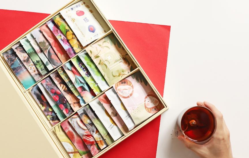 茶与调香1+1>2,茶生活方式品牌「UMTEA优美茶」用西式拼配茶占领年轻人心智