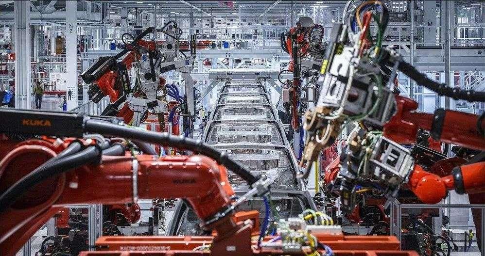 智能工厂,才是造车新势力的主战场