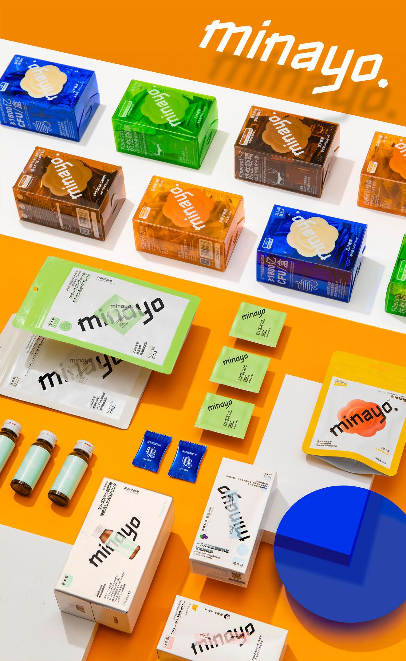 36氪首发 | 功能性食品「minayo」完成数千万元Pre-A轮融资,创始人来自<em>网易考拉</em>…