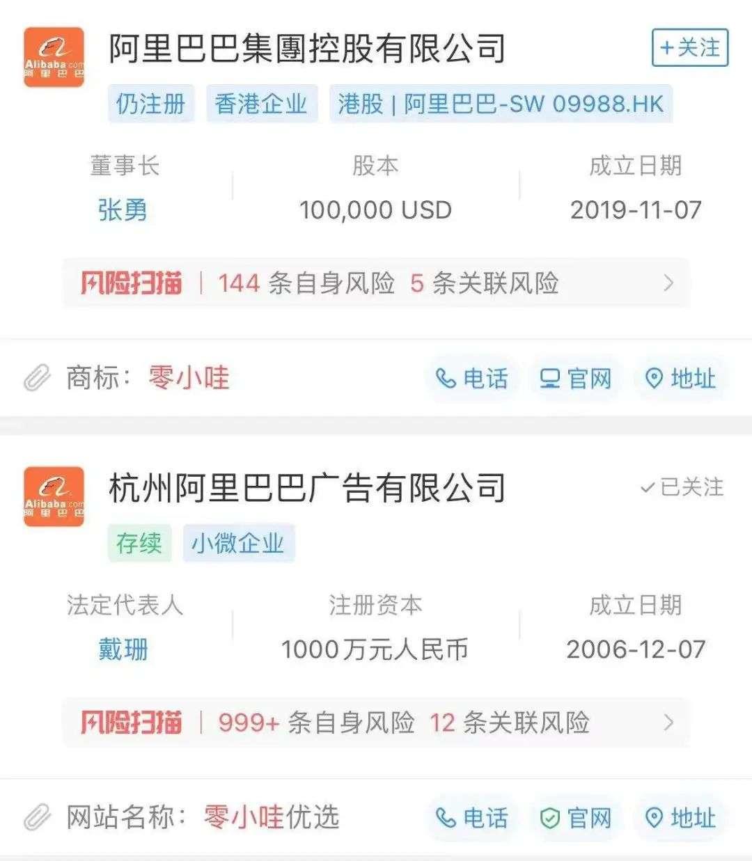 阿里社区团购曝光:名叫零小哇,首站剑指河南三城,P11领队,向逍遥子汇报插图(1)