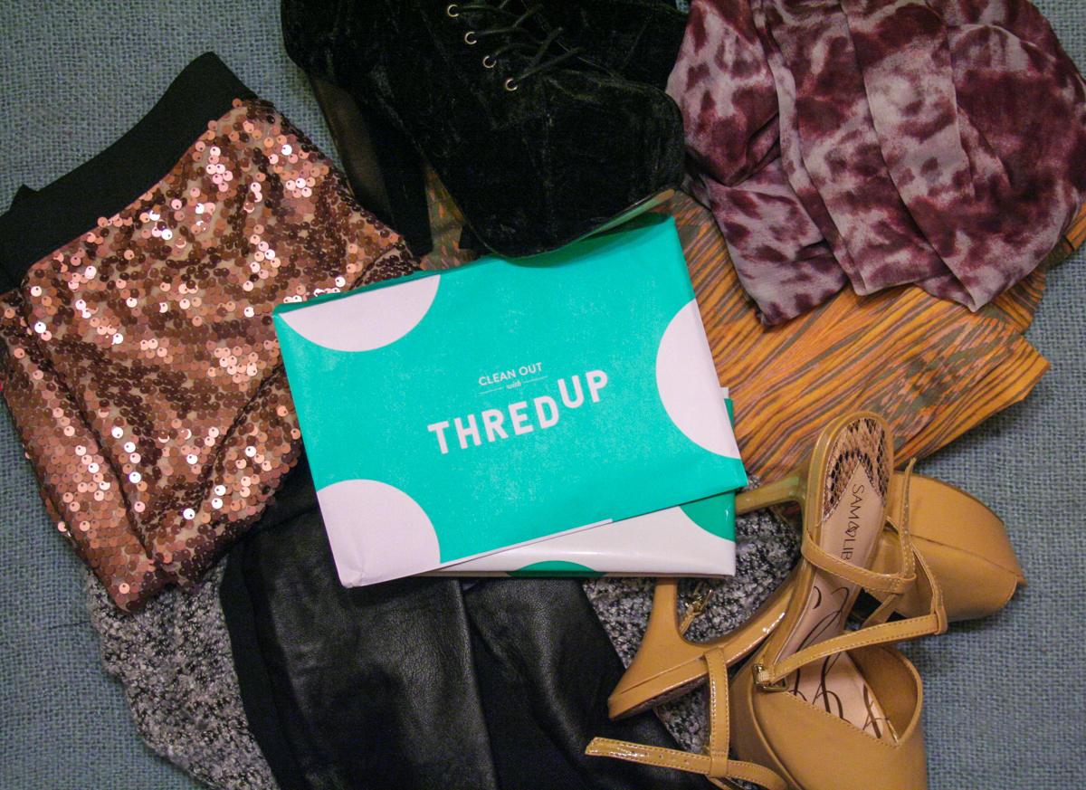 旧衣服也有大能量,二手衣物寄售平台 ThredUp 融资1.68亿上市