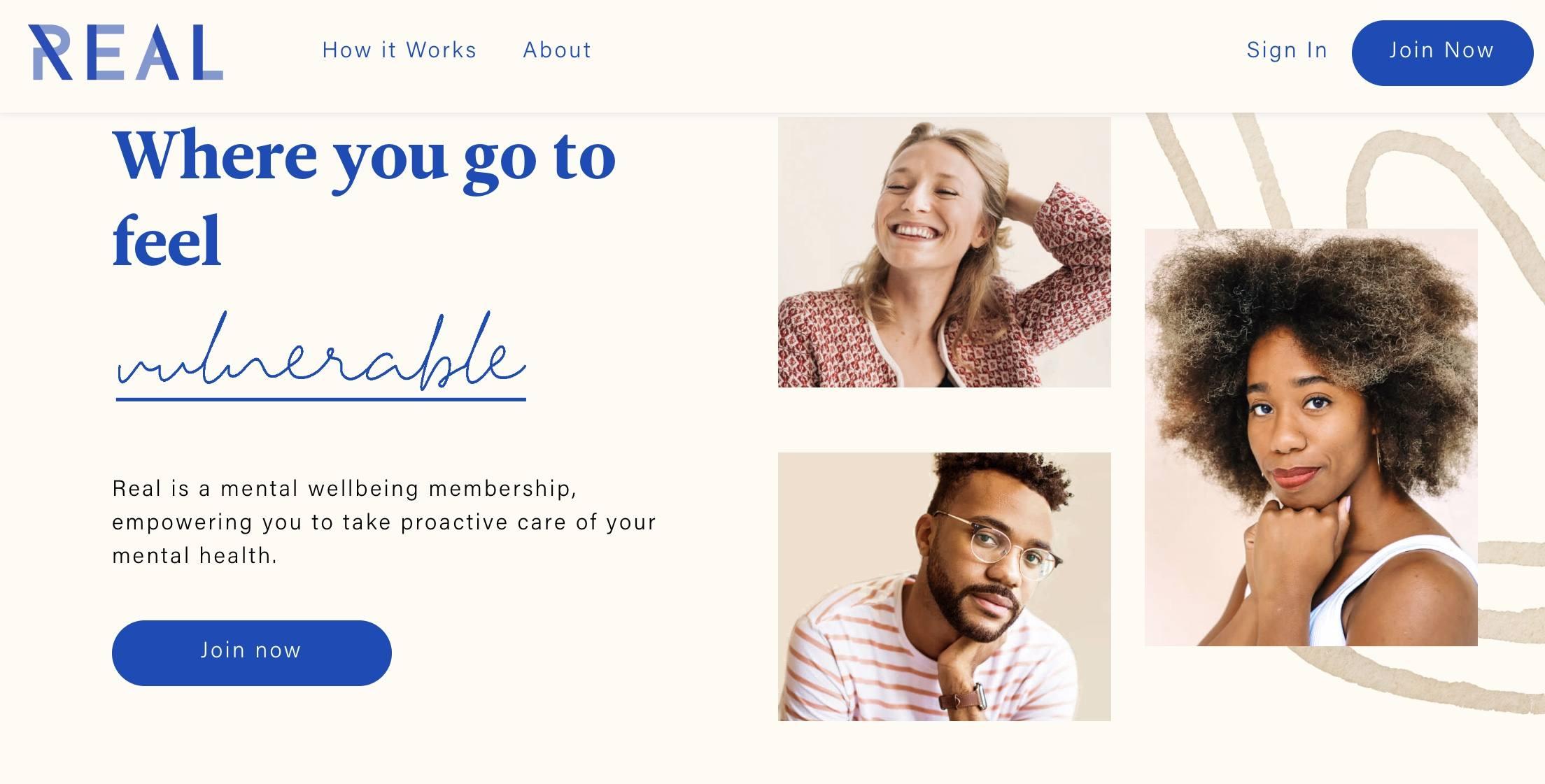 线上圈子帮你缓解抑郁,心理健康医疗公司Real获超1000万美元A轮融资