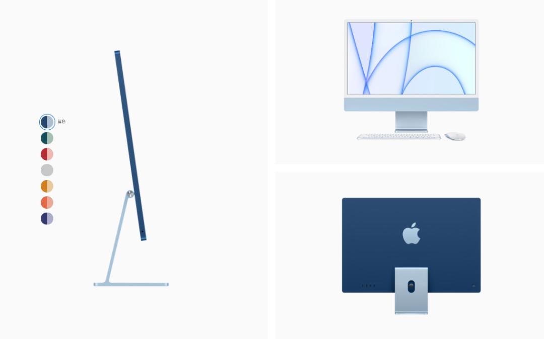 新款iMac,可唔只是变得好睇而已