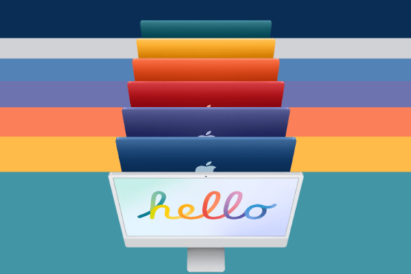 """从""""极简""""到""""极多"""":为什么苹果要采用艳丽的新颜色?"""