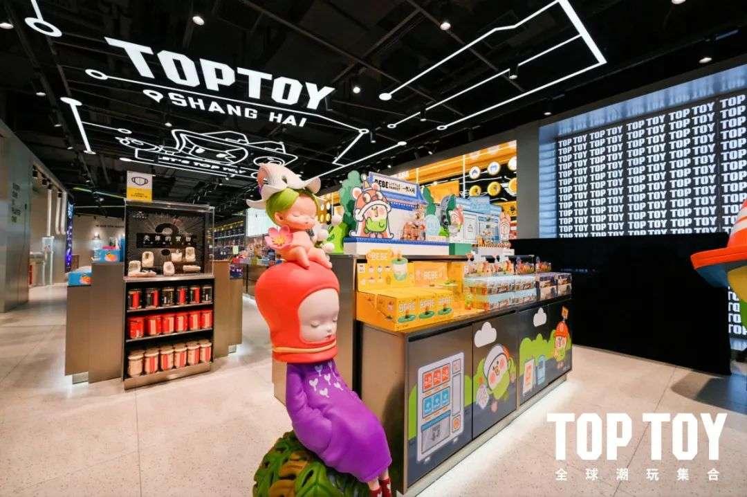 【彩家园】从TOPTOY品牌升级,看中国潮玩市场3个变化