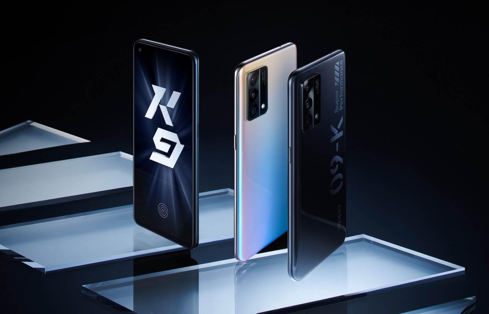最前线丨OPPO发布K系列入门产品,手机和电视尝试搭配销售
