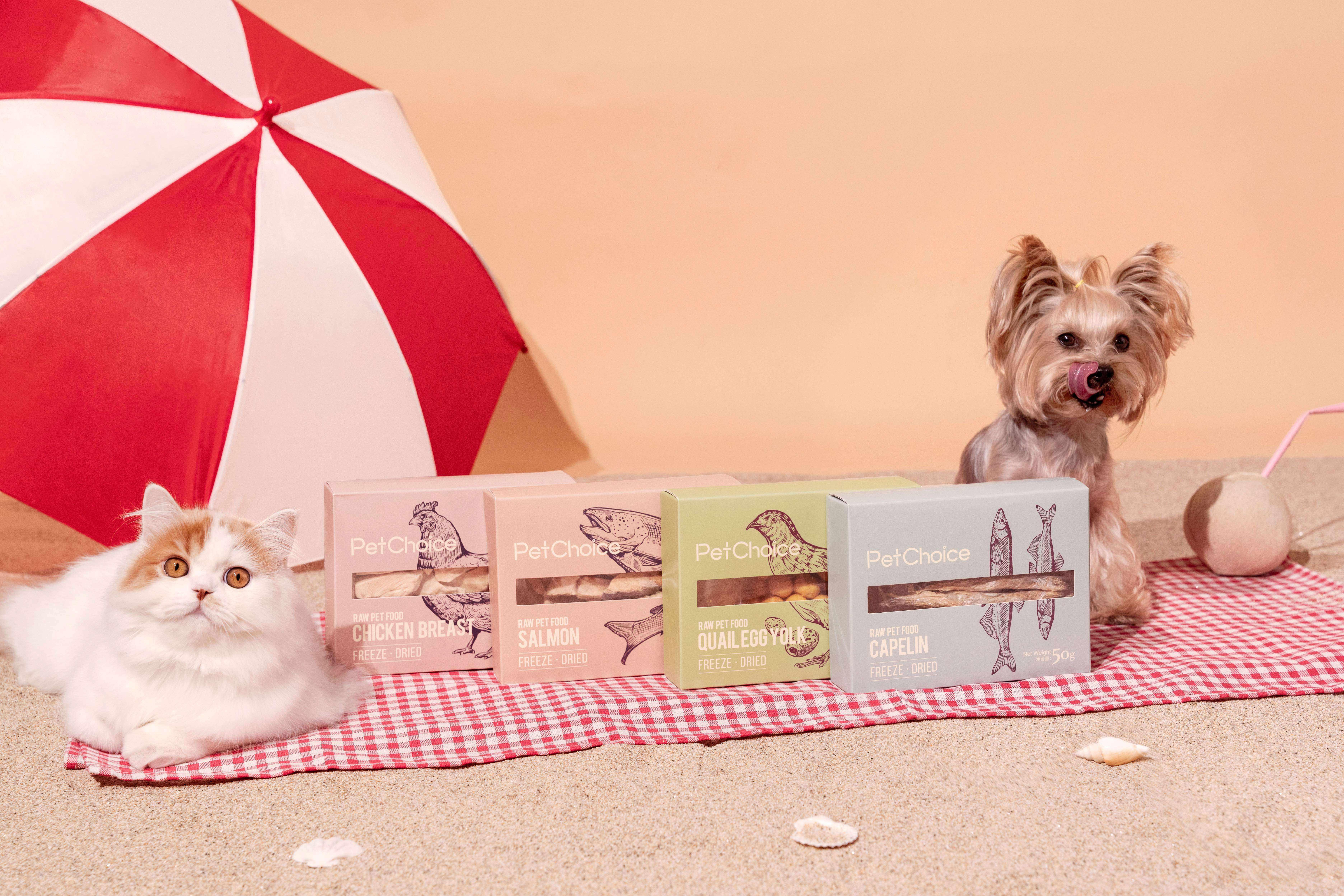 :宠物食品向精细化方向升级,「PetChoice」为不同年龄