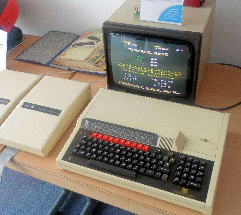(BBC Micro)