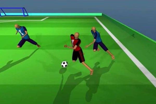 DeepMind训练 AI 玩足球,风骚走位堪比人类,配合比中国男足都强(狗头)