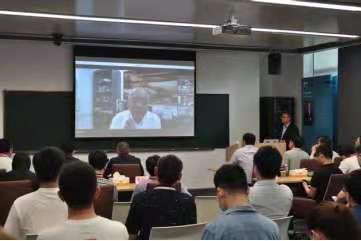 聚焦2021南京创新周,智能机器人与自动化前沿论坛在麒麟科创园举办