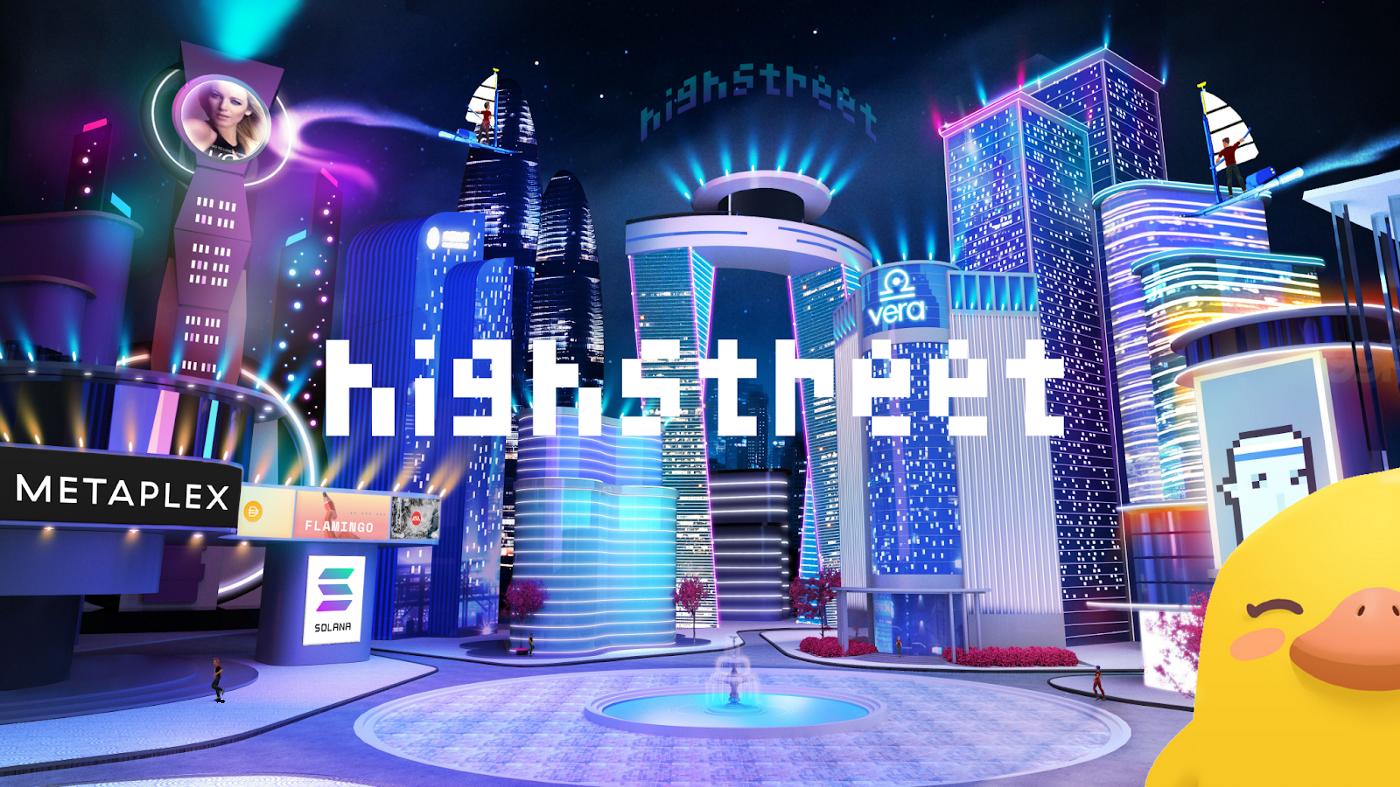 国外创投新闻 | 加拿大科技公司「Highstreet」获500万美元融资,从VR和NFT切入商业元宇宙