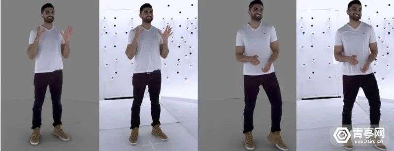 Facebook:Avatar VR头像系统已经可以模拟全身