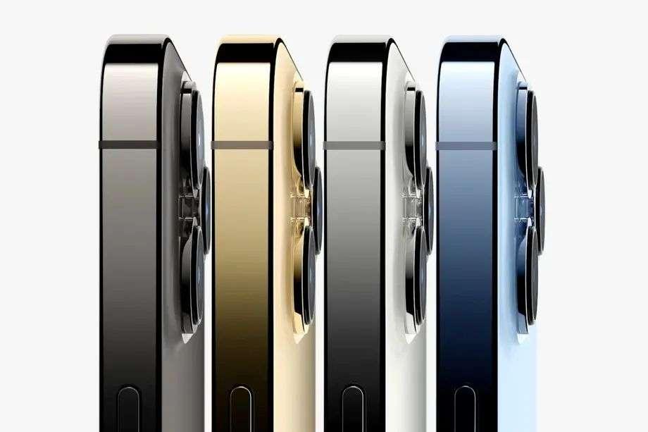 剪了 20% 的刘海、120Hz 刷新率、1TB 存储,最高售价为 12999 元的 iPhone 13 系列来了