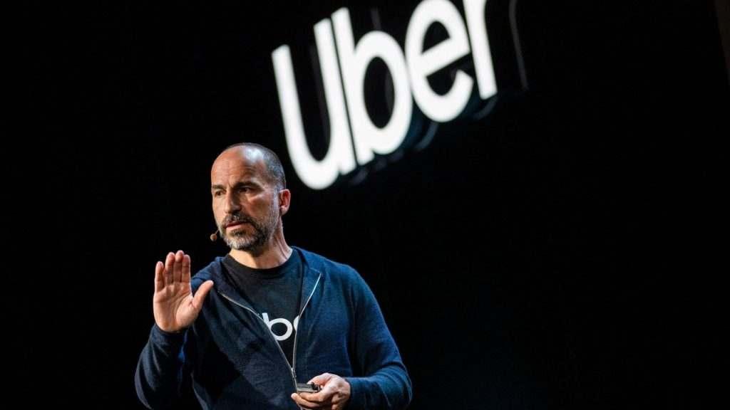 折戟自动驾驶后再失关键人物,Uber的盈利之路还有多远?