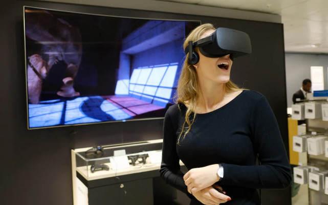 Facebook新任CTO谈及大计划:虚拟现实是未来 要与苹果iPhone争夺市场