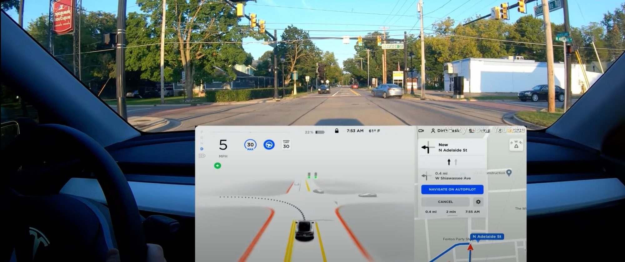 想用自动驾驶还要先考试?特斯拉安全评分系统详解