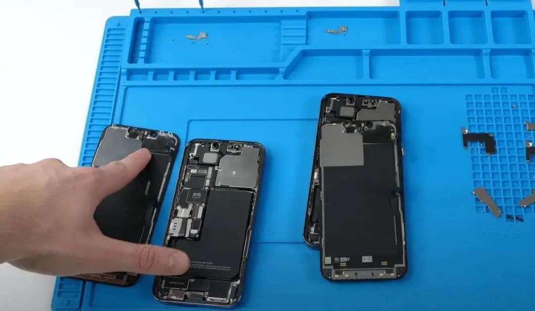 别再自己给 iPhone 13 换屏,不然 Face ID 可能会失灵