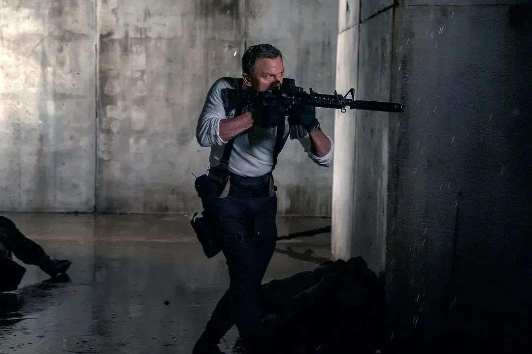 《007》北美平淡,海外凶猛