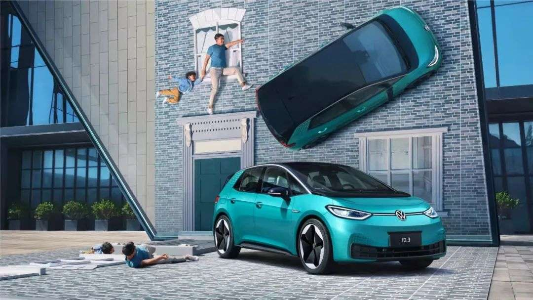 比Model 3便宜7万,ID.3能否打破「大众在中国卖不动电动车」的魔咒?