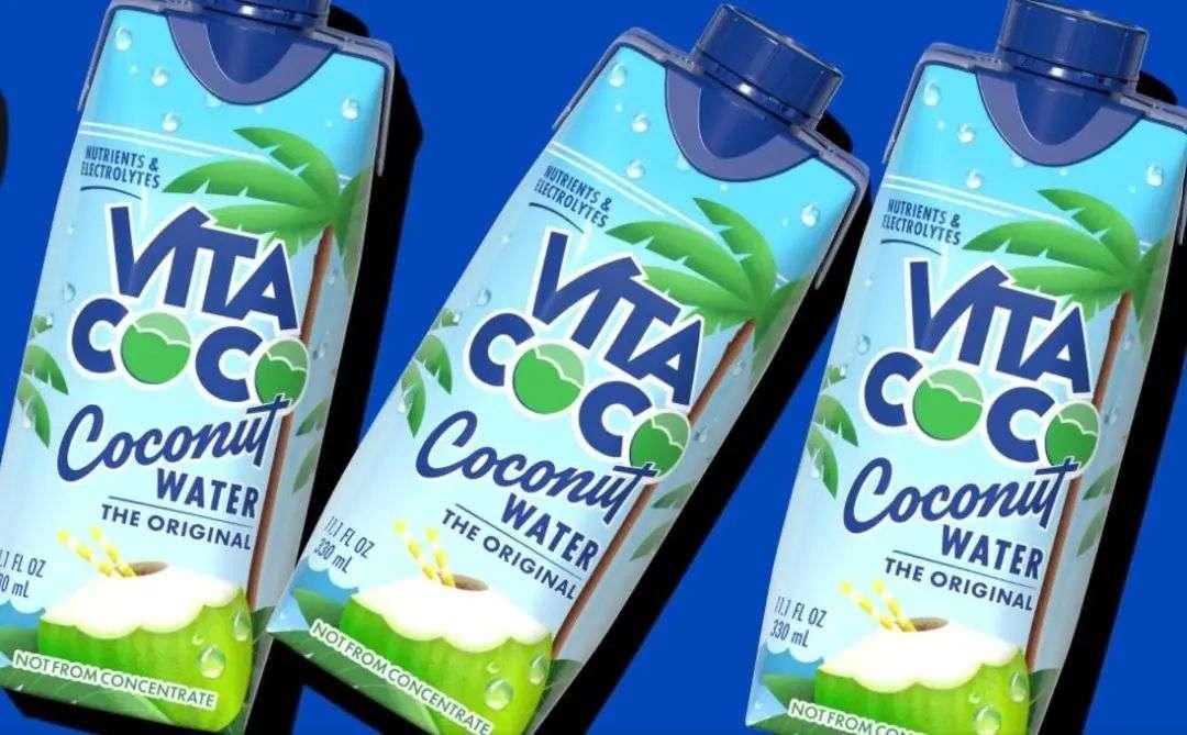 美国市占率第一的「椰子水」上市,但在国内不温不火